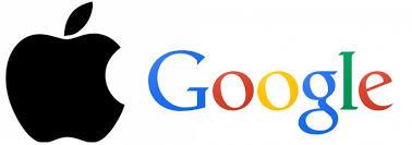 Google, Apple und Kommune Apenrade