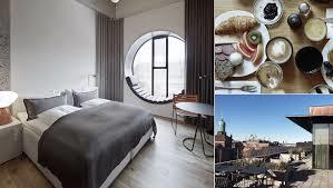 2019.10.22 Luksus hoteller og overturisme – vi besøger hotellet Ottilia og hører et foredrag om turisme i København